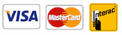 Visa Mastercard and Interac Payment Accepted for Tow Truck Service